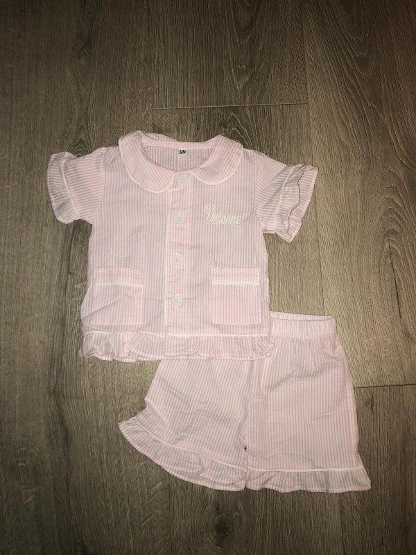 Personalised Monogrammed Pyjamas